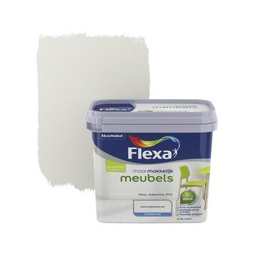 Flexa Mooi Makkelijk meubels gebroken wit zijdeglans 750 ml