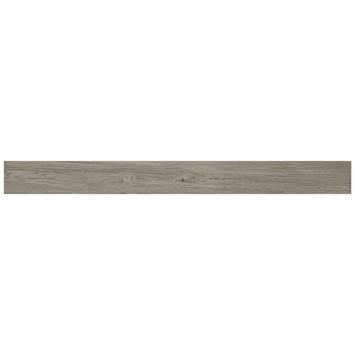 Vloertegel Hordaland Grijs 23,3x209 cm 0,95 m²