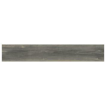 Vloertegel Arches Zwart 20x120 cm 1,20 m²