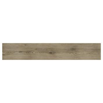 Vloertegel Extra Wood Walnut 20x120 cm 1,20 m²