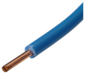 HANDSON Installatiedraad VD 2,5 mm² blauw 25 meter
