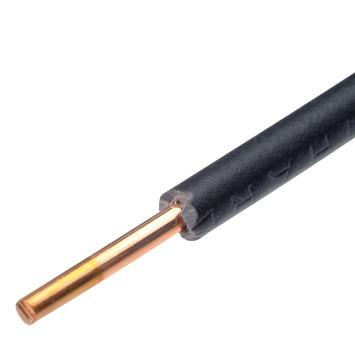 HANDSON Installatiedraad VD 1,5 mm² zwart 5 meter