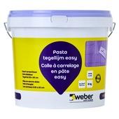 Weber pasta tegellijm easy beige 8kg