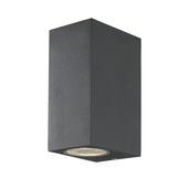 GAMMA buitenlamp Maldon zwart 2-lichts