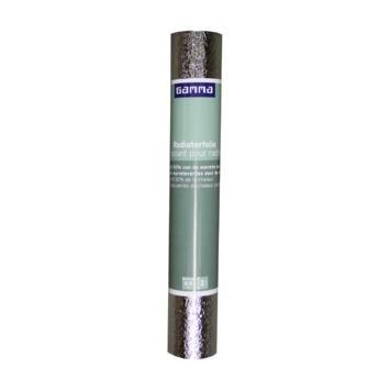 GAMMA radiatorfolie 250x50cm 1,25m²