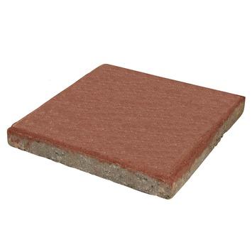 Betontegel Rood 30x30 cm - 120 Tegels / 10,80 m2