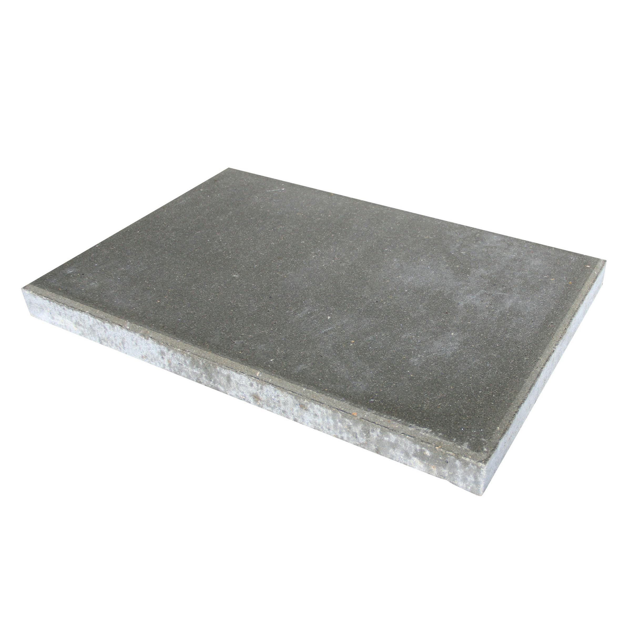 Betontegel Grijs 60x40 cm 50 Tegels-12,0 m2