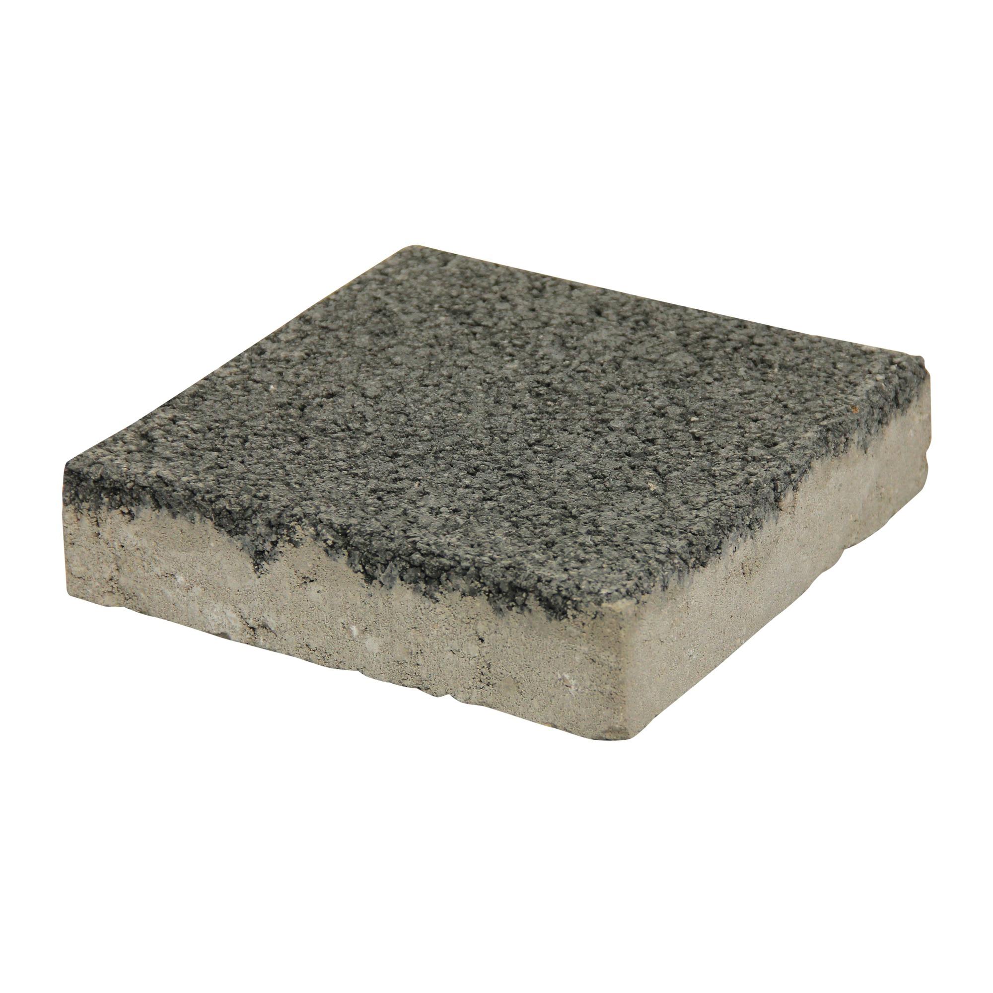 Pasblok Beton Zwart 20x20 cm - 150 Stuks - 6,0 m2