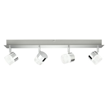 Philips Opbouwspot MyLiving Float LED Chroom 4 x 5W