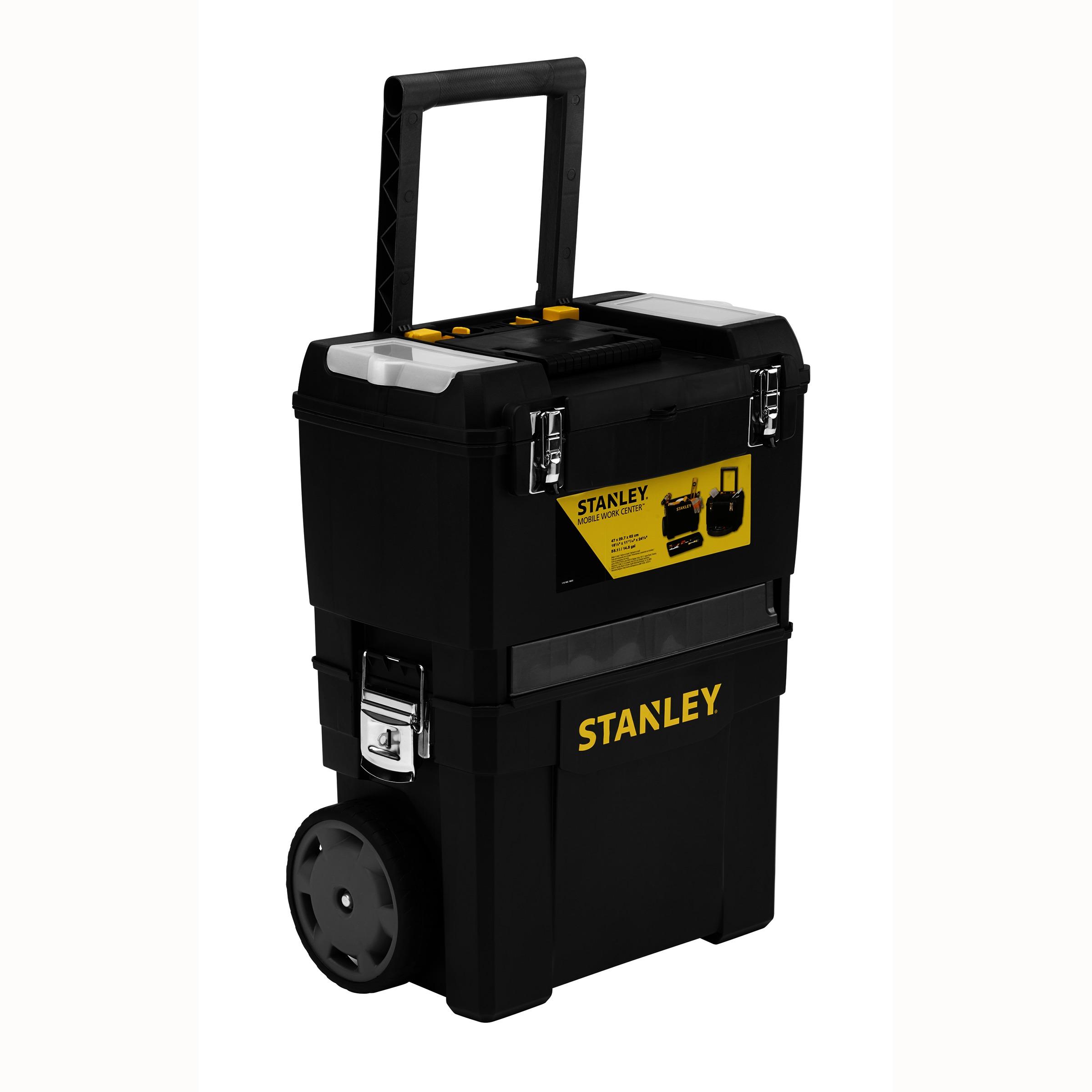 Stanley mobiele werkplaats