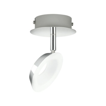 Philips Opbouwspot MyLiving Mackinaw LED Chroom 5W