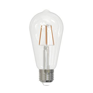 Handson Edison LED filament E27 470 lumen dimbaar