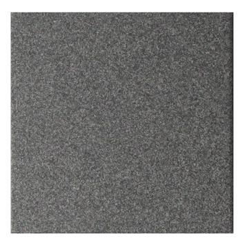 Vloertegel Aveiro Speckled Zwart Wit 15x15 cm 1,125 m²