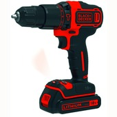 Black+Decker accuschroefklopboormachine BDCHD18KB-QW 18 volt
