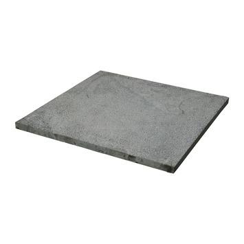 Hardsteen Tuintegels 60x60.Terrastegel Natuursteen Bushhammered Blauw 60x60 Cm 40 Tegels 14 4 M2