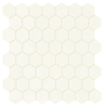 Mozaïektegel Monte Mix Hexagon Beige 30x30 cm 0,36 m²