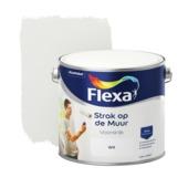 Flexa Strak op de muur voorstrijk wit 2,5 liter