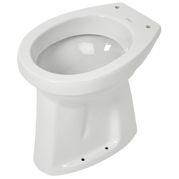 Verhoogde Toiletpot 6.Sphinx Verhoogd Toilet 280 Vlakspoel Ao