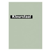 Behangstaal vliesbehang Uni groen 101818