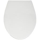 Plieger WC bril 1000 Wit Kunststof