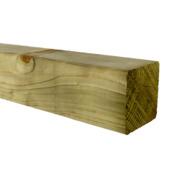 Tuinpaal gewaxed 240x7x7 cm