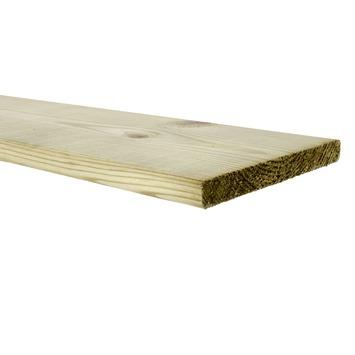 Tuinplank gewaxed 180x14,5x1,6 cm