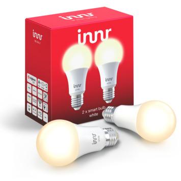 Innr LED lamp E27 2-pack warm wit