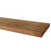 Vlonderplank Hardhout 1,8x14,5x210 cm