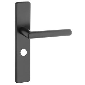 GAMMA deurkrukset Berlijn langschild WC-uitvoering 63/8MM zwart