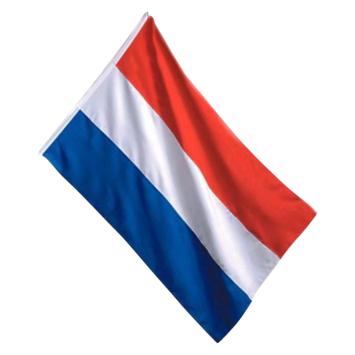 Nederlandse vlag 150x100 cm
