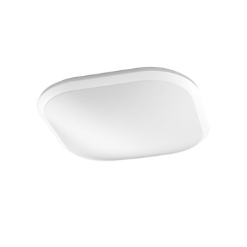 Philips plafondlamp Cavanal LED 27K SQ LED Wit 18W
