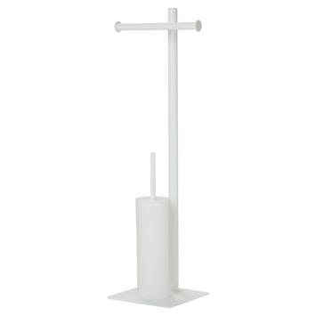 Sealskin Toiletrek Tube Metaal Wit