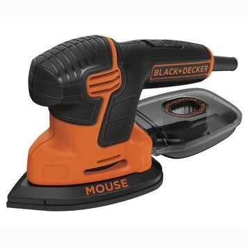 Black+Decker mouse schuurmachine 120W