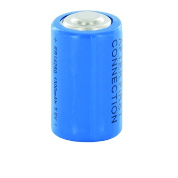 Elro batterij 1/2 AA Lithium 3.6V 1200 MAH