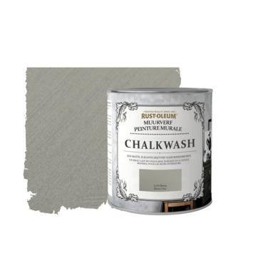 Rust-Oleum muurverf Chalkwash licht beton 1 liter
