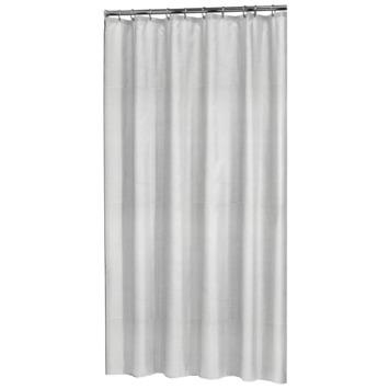 Sealskin Douchegordijn Wave Polyester 180x200 cm Grijs