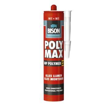 Bison professional polymax wit 425 g