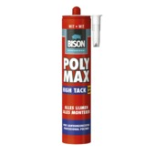 Bison professional polymax high tack wit 425 g