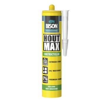 Bison professional houtmax D4 beige 380 g