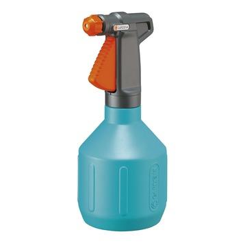 Gardena Comfort plantenspuit turquoise met grijs en oranje 1 liter
