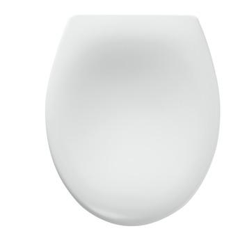 Tiger WC bril Ventura Wit Kunststof met Softclose