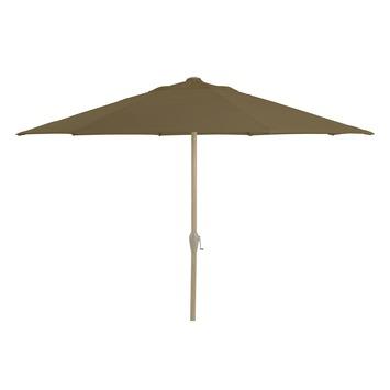 Parasol Lima Taupe Ø300 cm