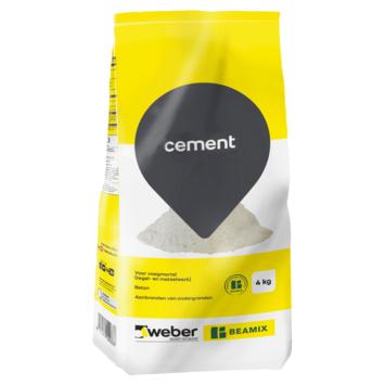 Beamix cement 800 grijs 4 kg