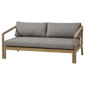 Loungebank Logan Hout 67,5x168x90 cm