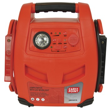 Carpoint jumpstarter 2in1 12V/17Ah