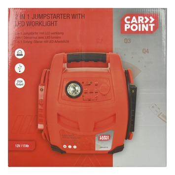 Carpoint jumpstarter 2in1 12V/7Ah