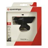 Spanninga voorlamp Trigon batterij