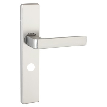 GAMMA deurkrukset Tampere langschild WC-uitvoering 63/8MM rvs look