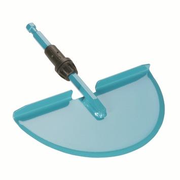 Gardena Combisystem graskantsteker staal blauw