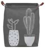 Sealskin Wasmand Cactus Grijs